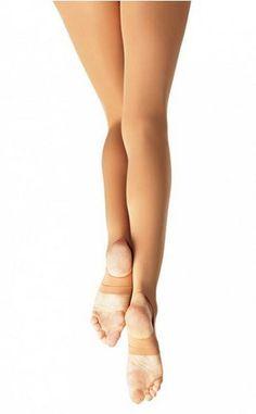cfffbc6d4f6de Capezio 1861 Ultra Soft Stirrup Tights - Adult #DanceWearCorner Dance  Shops, Nude Tights,