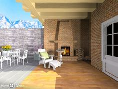 Roomstyler.com - terrace