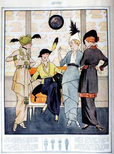 Femina March 1914