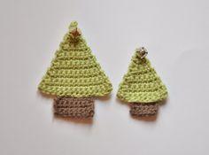 Chrissie Artesanía: Crochet-A-Long: Patrón Arbol de Navidad ❥Teresa Restegui http://www.pinterest.com/teretegui/❥