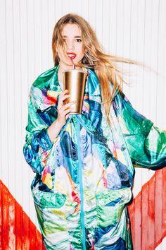 Stardust - Indestructible Factory Editorial, Fashion, Moda, Fashion Styles, Fashion Illustrations