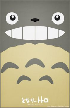 Totoro Posters!!!!! not really something to wear, but I still love it!!!!