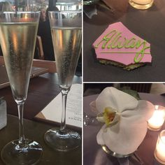 Small #indulgences at the #art exhibit. #champagne #orchid . . #artist #artwork #creative #cookie #event #nightout #visualsoflife #nightout #lux #luxury #luxurylife #yum #yummy #funnight #beautiful #bestofday #artexhibition #popart #popculture #indulge #indulgence #indulgent #losangeles #beverlyhills #hunterphoenix