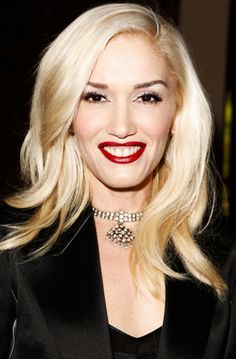 Copy Gwen Stefani's Signature Red Lip! http://www.realstylenetwork.com/news/beauty/2013/12/copy-gwen-stefanis-bold-red-lip/