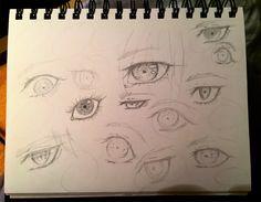 Eyes Exercising