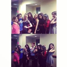 Little Mix & Fifth Harmony