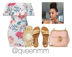 """Untitled #294"" by qveenmm on Polyvore featuring MICHAEL Michael Kors, Billabong and Chloé"