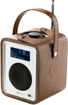 Buy RUARK AUDIO CARRYPACK PROTECTIVE CASE FOR R1 MkII DAB/DAB+/FM ALARM RADIO (TAN LEATHER) from our Cases & Screen Protectors range - Tesco.com