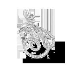 Gojee - Oiseaux de Paradis Ring by Van Cleef & Arpels