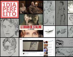 "Check out new work on my @Behance portfolio: ""Diário gráfico para ""Le Divan de Staline"""" http://be.net/gallery/50932455/Diario-grafico-para-Le-Divan-de-Staline"