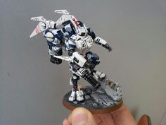 Tau Commander xv86 by DareDave on DakkaDakka