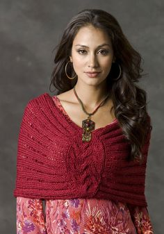 Beautiful Kansas City Cowl/Wrap: free pattern/