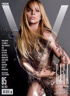 Lady Gaga, V Magazine, Version D, #V85 #ArtPop