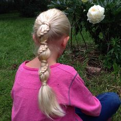 Bubble carousel braid