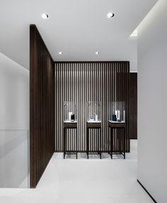Georg Jensen's London Boutique by Studio David Thulstrup