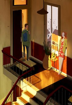 Thirty seconds sun bath by PascalCampion