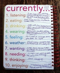 Smashbook – Even if it got filled out once a month, what a journal it would be!