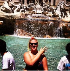 While it was still open! #TreviFountain #fontanaditrevi #italia #italy #travel #Europe #summer  #europeansummer #wish #returntorome #roma #rome #richer