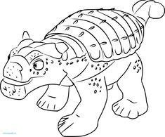 Tyrannosaurus rex realistic coloring pages for kids - Mandala dinosaure ...