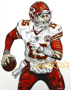 Pin by Tim Sanders on Gridion Art | Sports art, Art, Nfl