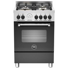 Looking for Bertazzoni Master Freestanding Dual Fuel Cooker - BLACK? With over 25 years experience the experts at Appliance City are here to help. Black Appliances, Kitchen Appliances, Black Range Cooker, Bertazzoni Range, Dual Fuel Cooker, Freestanding Cooker, Cast Iron Wok, Disposal Services, Cooker Hoods