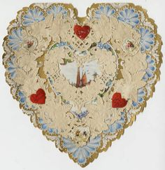 Love's Token. Love's Gift :: Archives & Special Collections Digital Images :: circa 1890-1899