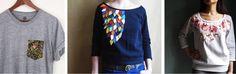 DIY-personalizar tu camiseta http://idoproyect.com/blog/pon-un-bolsillo-en-tu-camiseta-y-marca-estilazo/