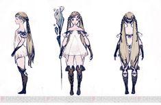 初期のアニエスはツインテール♪ 浅野プロデューサーや吉田明彦さんが明かす『ブレイブリーデフォルト』のキャラクター裏話