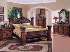 Elegant Bedroom Furniture by Acme