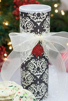 fun creative christmas cookie containers