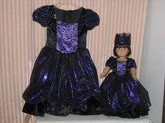 Custom Order for CLS - Halloween Princess
