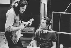 Rory Gallagher and Jerry Lee Lewis
