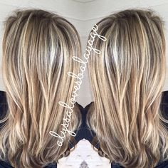 long beautiful blonde balayage, icy blonde, dimensional, low lights, soft, summer hair, #cuttingloosect 2016