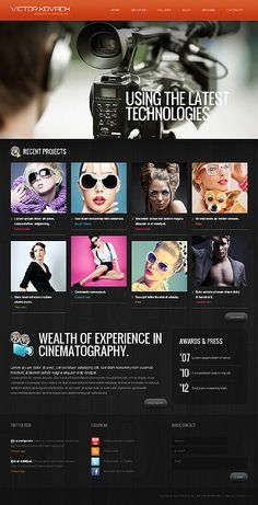 Photographer Portfolio WordPress Theme #photo #blog #website http://www.templatemonster.com/wordpress-themes/41789.html?utm_source=pinterest&utm_medium=timeline&utm_campaign=photo