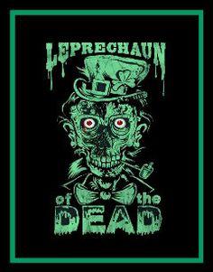 leprechaun of the dead