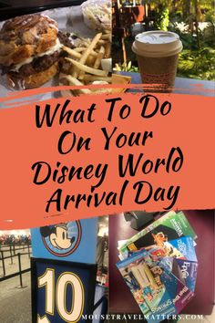 Walt Disney World Arrival Day Dos & Don'ts – We've got the first few hours mapped out for you! Let us walk you through what it looks like to arrive at Walt Disney World. We've got tips and tricks to start your vacation off on the right foot. Disney World Vacation Planning, Walt Disney World Vacations, Disney Planning, Disney Cruise, Disney Travel, Disney Parks, Disney Honeymoon, Vacation Ideas, Disney Disney