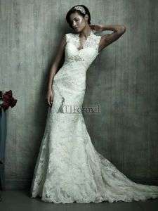 The one.    http://www.tjformal.com/712399/products/Allure-Couture-Wedding-Dress-C155.html