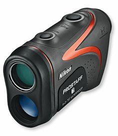 Nikon ProStaff 7 Rangefinder: Range Finders   Free Shipping at L.L.Bean