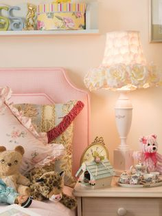 Eclectic Little Girl Bedroom Painting Ideas Design, Pictures, Remodel, Decor and Ideas - page 13