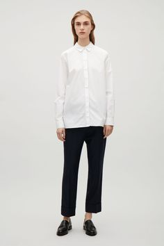 COS | Tailored cotton shirt