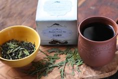Forest Tea Blend Recipe