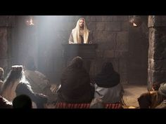 Jesus announces that He is the Messiah prophesied by Isaiah, but is rejected by His neighbors in Nazareth.