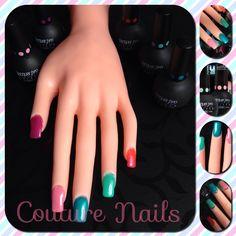 #CosasQueAmoMuchoComo #Uñas #Perfectas #Esmaltado #Laquer #Color durable y brillo intenso #Couture #Nails #Soakoffcolourgel Aplicación en uñas #naturales y de #acrílico #síguenos !