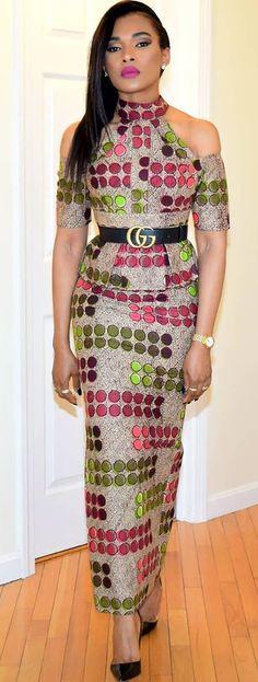 African wear modern style, African fashion, Ankara, kitenge, Afri… by Zahra Delong - 2019 Trends African Dresses For Women, African Print Dresses, African Attire, African Wear, African Women, African Prints, African Style, African Fashion Ankara, Ghanaian Fashion