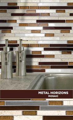 Tile Lowes Mosaics Glassmosaics Backsplash Chiglabpmh1213 Available At Lowe S And Lowes