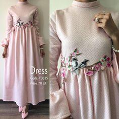 Abaya Fashion, Muslim Fashion, Modest Fashion, Girl Fashion, Fashion Dresses, Fashion Design, Muslim Dress, Hijab Dress, Dress Outfits