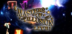 Imagine a magic show that includes Grand Illusions, escapologists, beautiful dancers, exotic animal and quick change artists and you have Masters of Ilusion Live! at The Mahaffey Theater. Sit back, enjoy this comedy magic show for children of all ages, and perhaps participate in performing tricks.  http://www.themahaffey.com/show/Masters-of-Illusion-Live/239