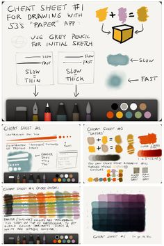 Paper app by 53...cheat sheet! This is an AWESOME drawing app.    http://miasobe.tumblr.com/post/20759460931/great-paper-cheat-sheets-thanks-for-sharing#permalink-notes