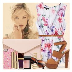 """""""Florence**"""" by maryterojasf ❤ liked on Polyvore featuring Graham & Brown, Dorothy Perkins, Rebecca Minkoff, SunaharA, Steve Madden, Uncommon, Bobbi Brown Cosmetics, Dolce&Gabbana and Tom Ford"""