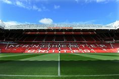 Manchester United plans to make Old Trafford the second largest stadium in England Manchester United, Manchester City, World Football, Football Stadiums, English Premier League, Ac Milan, Leicester, Real Madrid, Bayern